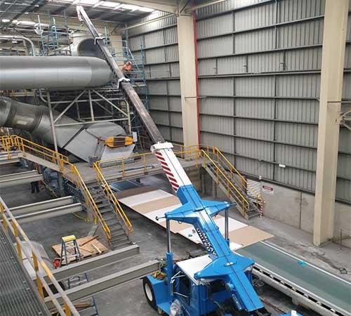 crane hire General Hire victoria