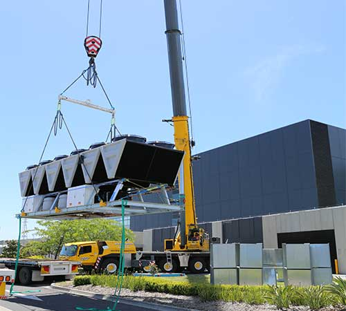 crane hire Construction victoria